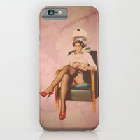 iPhone & iPod Case featuring girl 4 by Gabriele Omar Lakhal