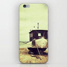 Fisher Boat iPhone & iPod Skin