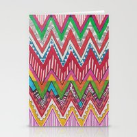Peruvian Waves Stationery Cards