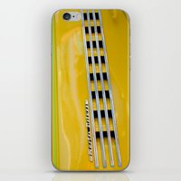 Master Deluxe iPhone & iPod Skin