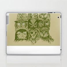 Wisdom to the Nines Laptop & iPad Skin