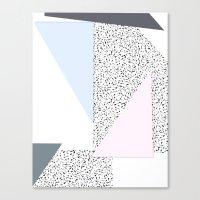Colorpop Canvas Print