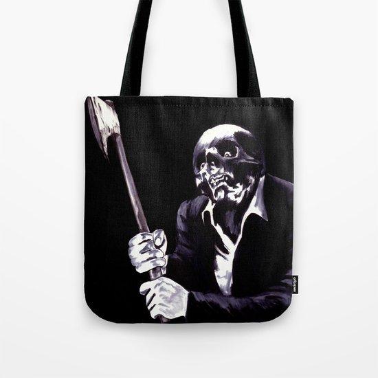 Bastard's Got A Hatchet  Tote Bag