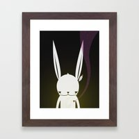 PERFECT SCENT - TOKKI 卯 . EP001 Framed Art Print