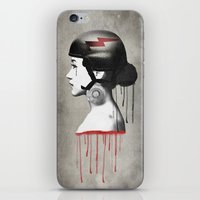 Tear iPhone & iPod Skin