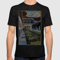 Beautiful Sky Mens Fitted Tee Tri-Black SMALL