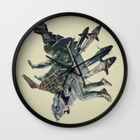 The Burden Wall Clock