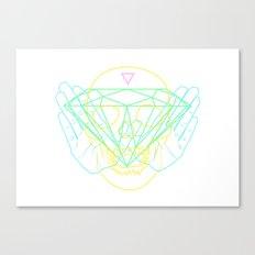 Material Canvas Print