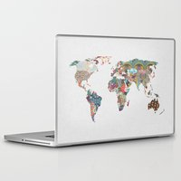 hope Laptop & iPad Skins featuring Louis Armstrong Told Us So by Bianca Green