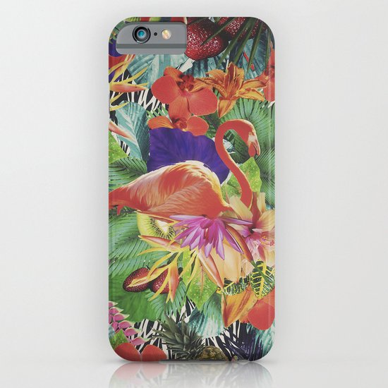 TROPICAL LOVE iPhone & iPod Case