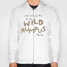 Let the wild rumpus start! Hoody