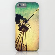 october sky iPhone 6 Slim Case