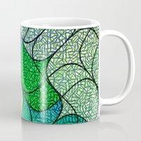 Pine Needles Mug