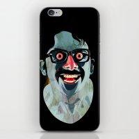 Portrait Of Alonso Quija… iPhone & iPod Skin