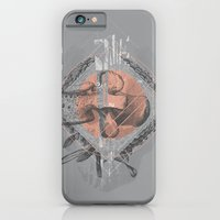 iPhone & iPod Case featuring Faint  by BEADLER Design and Illustration