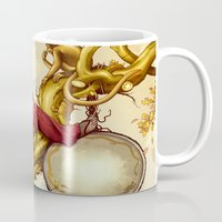 Golden Tree Mug