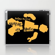 Anatomy of a Minifig Laptop & iPad Skin