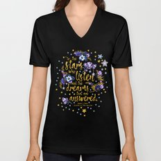 A Court of Mist and Fury - To The Stars Unisex V-Neck