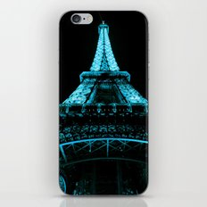 Paris Eiffel Tower iPhone & iPod Skin