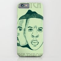 Watch The Throne II iPhone 6 Slim Case