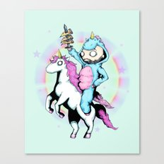 LVB Majestic Steed Canvas Print