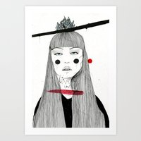 Lover In Me Art Print