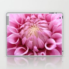 Pink Dahlia Laptop & iPad Skin