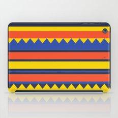 Triangles Jungle iPad Case