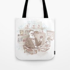 Endless Forms Most Battlefull Tote Bag