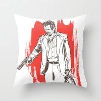 Bennie Throw Pillow