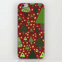Small Trees iPhone & iPod Skin