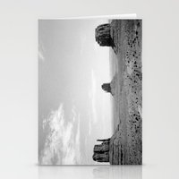 Monument Valley // Three… Stationery Cards