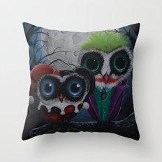 J&HQ Throw Pillow