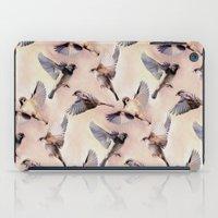 Sparrow Flight iPad Case