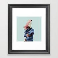 Polaroid N°27 Framed Art Print