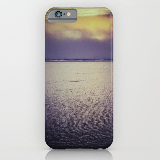 Sunset at Agate Beach iPhone & iPod Case