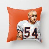 Geometric Urlacher Throw Pillow