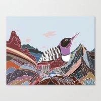 Arid Eden Canvas Print