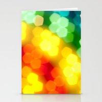 Rainbow! Stationery Cards