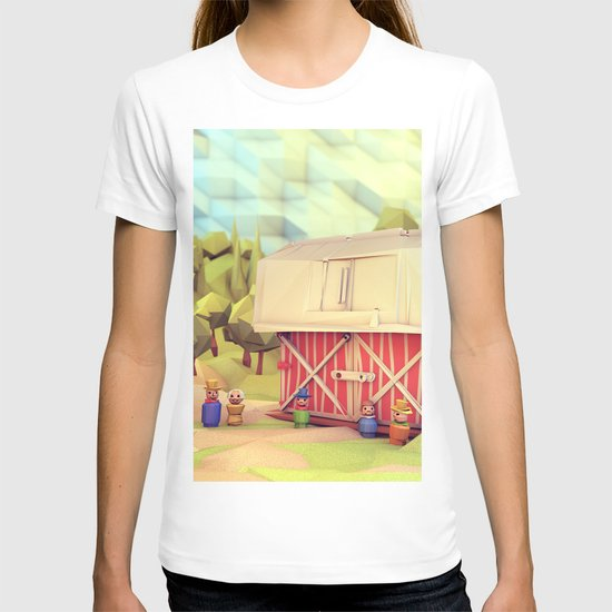 Fisher-Price Farm T-shirt