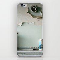 Lost mirror iPhone & iPod Skin