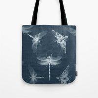 X-RAY Insect Magic Tote Bag