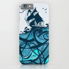 Upon The Sea Slim Case iPhone 6s
