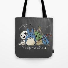The Spirits Club Tote Bag