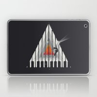 Cosmic Piano Laptop & iPad Skin
