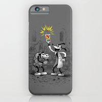 iPhone Cases featuring Invention of Colour by Ben Hartnett