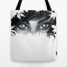 Triforce Stare Tote Bag