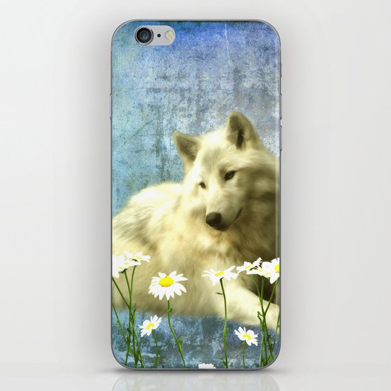 She Wolf iPhone & iPod Skin
