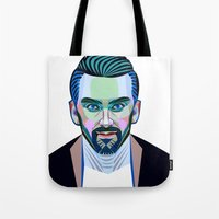 Nyle DiMarco Tote Bag