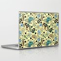 cut herbal pattern Laptop & iPad Skin